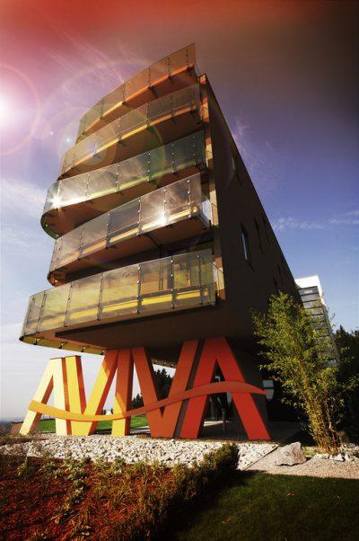 Aviva - 1. Singlehotel Europas