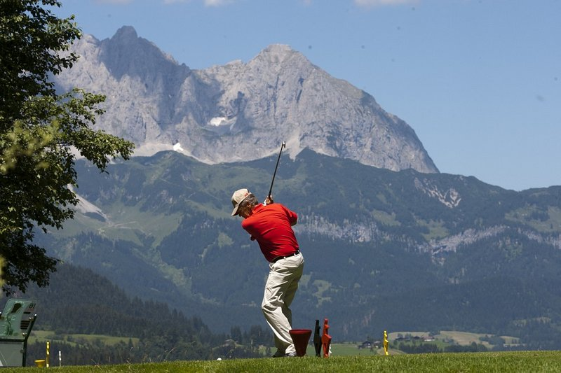 Golf Festival Kitzbühel - Golfplatz Schwarzsee