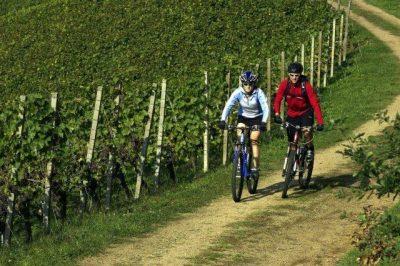 Mountainbike Urlaub für Singles