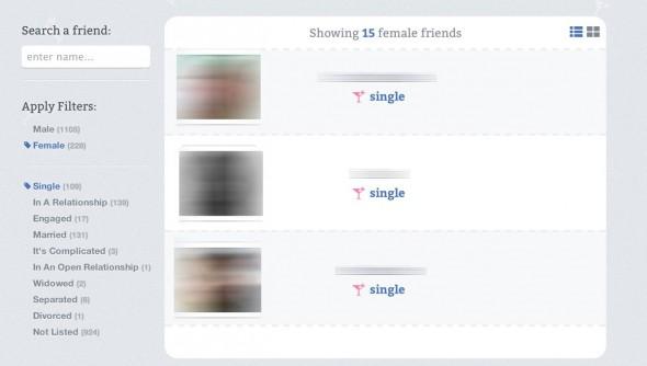 Singlebörse Facebook