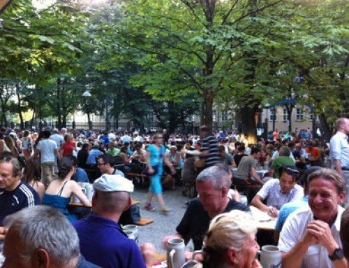 Augustiner Keller – der älteste Biergarten Münchens