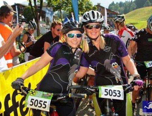 Mountainbike fahren mit Frauen Power: die Matschhühner stellen sich vor