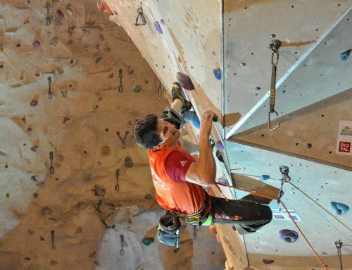 Beim Sport mal was Neues ausprobieren? Wie wäre es mit Klettern?