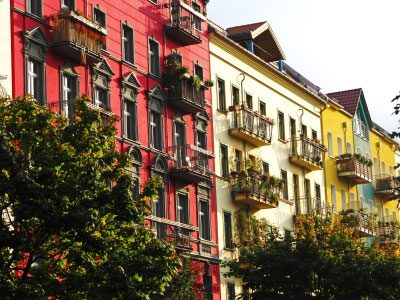 Singles in München in der Mietfalle
