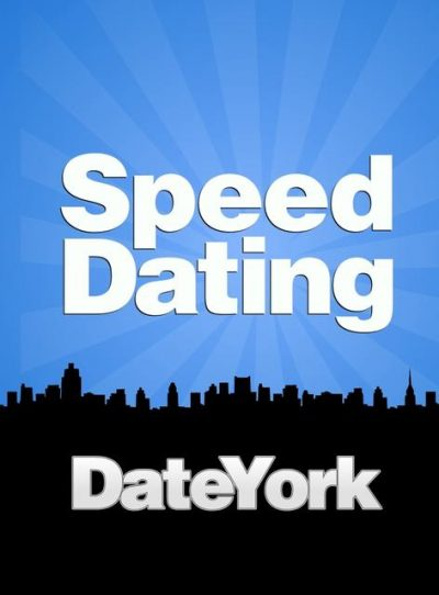 speed dating DateYork