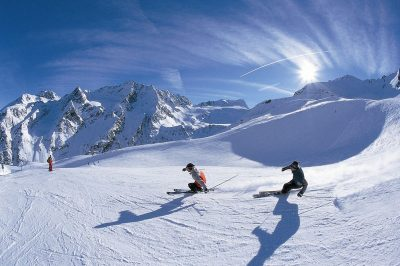 skiurlaub für singles