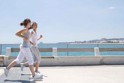 Jogging - wie wird eine Frau zum Jogger?