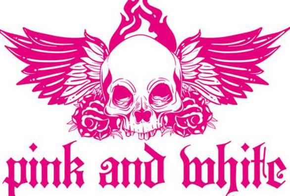 pink and white fügen