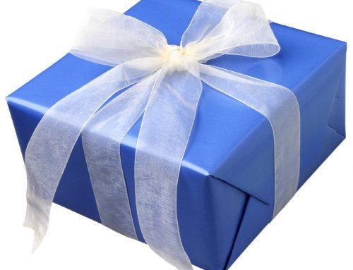 Tipps für das richtige Geschenk…