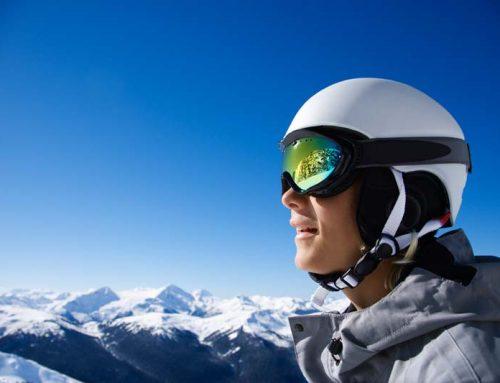 Eine gute Skibrille bringt den gewünschten Durchblick