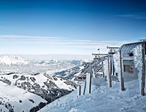 Skifahren in Kitzbühel (ist legendär …)