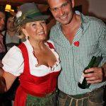 Rosi Schipflinger und Christian Abermann