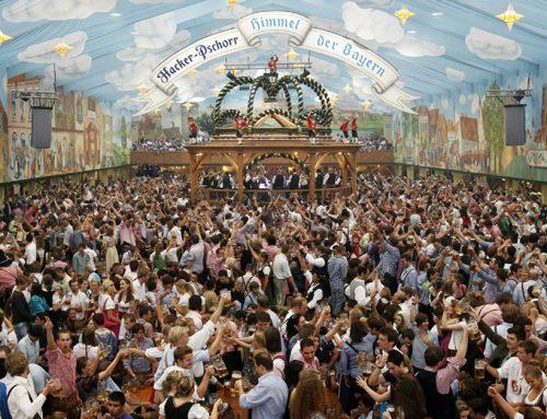 Oktoberfest: Finger weg Tisch-Reservierung vom Schwarzmarkt