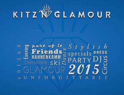Kitz'n'Glamour Party 2015 im brandneuen Glamour Circus