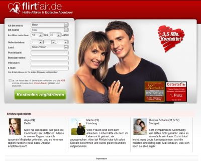 Dating seiten studenten