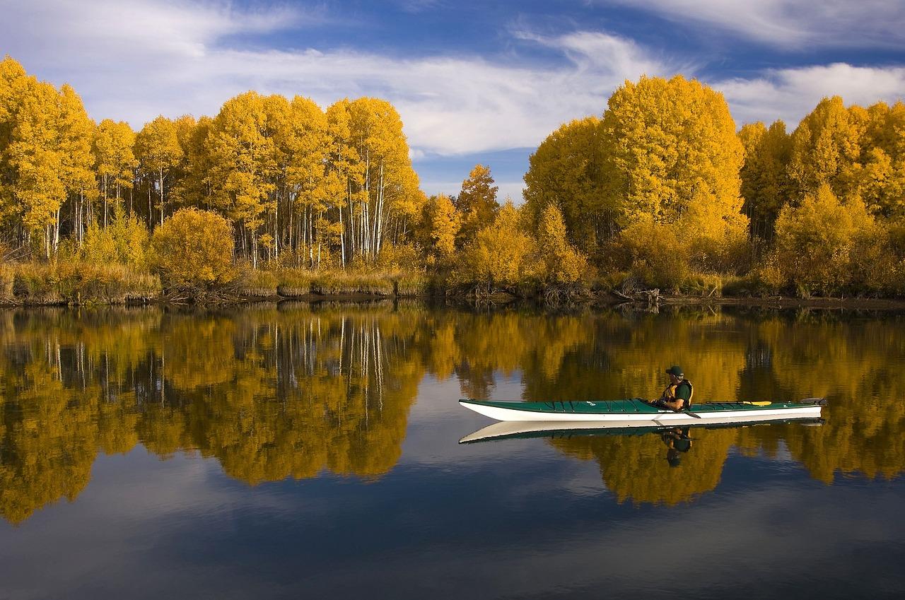 Kajak fahren - der etwas andere Wassersport