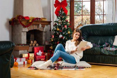 Single alleine Weihnachten