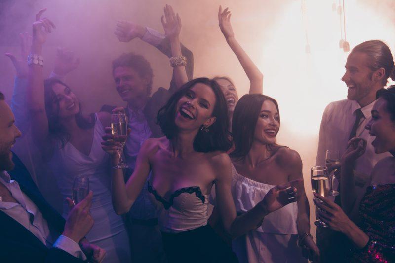 Die besten Party-Locations für Singles