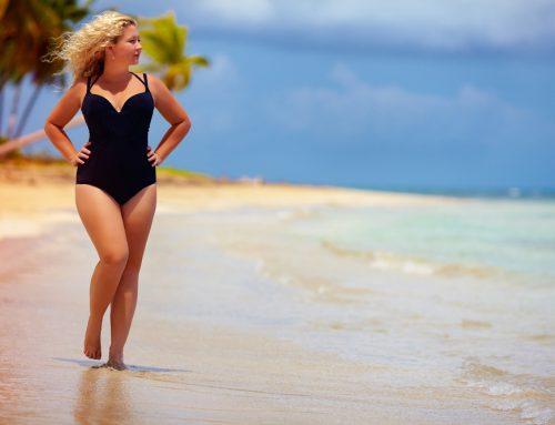 Immer eine gute Figur – Bademode für kurvige Singlefrauen